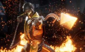 Mortal Kombat 11 recensinoe