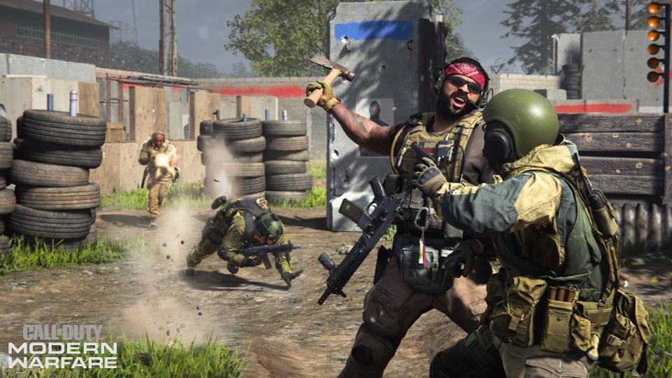 call of duty recensione ps4