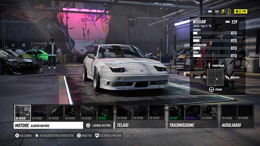 need for speed heat recensione ps4