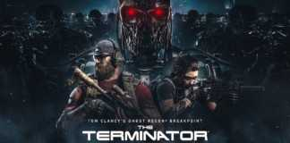Terminator invade Tom Clancy's Ghost Recon Breakpoint