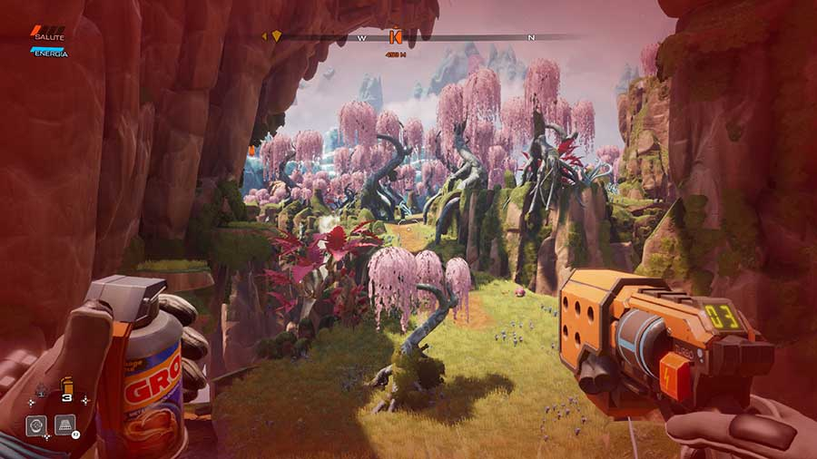 Journey To The Savage Planet recensione ps4