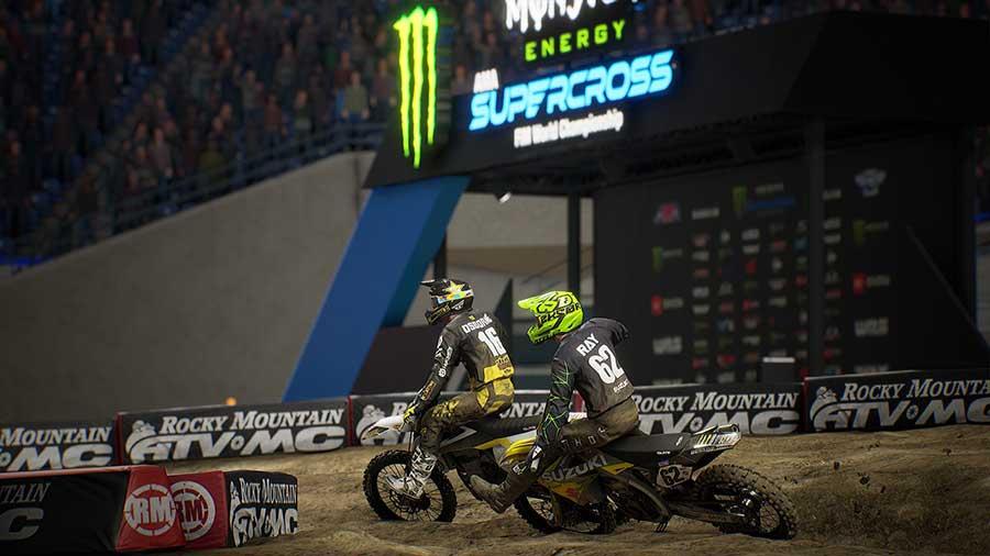 Monster Energy Supercross 3 recensione ps4